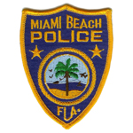 Miami Beach Police Patch
