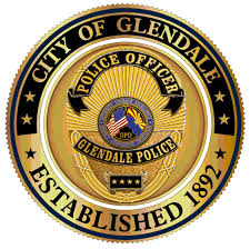 Glendale Police Badge