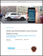 Cover of Social Media Survey Report