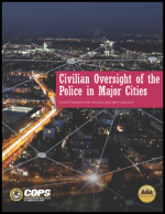 Civilian Oversight Report Cover