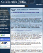 Collaborative Justice Website