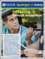 Defusing Difficult Encounters Cover