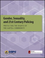 Gender, Sexuality, & 21st Century Policing Report Cover