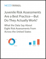 "First page of document ""Intimate Partner Violence""Juvenile Risk Assessments Are a Best Practice—But Do They Actually Work? What the Data Say About Eight Risk Assessments From Across the United States"""