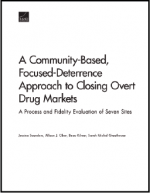 "First page of document ""A Community-Based, Focused-Deterrence Approach to Closing Overt Drug Markets"""
