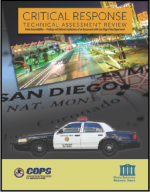 "First page of document ""Critical Response Technical Assessment Review: Police Accountability – Findings and National Implications of an Assessment of the San Diego Police Department"""