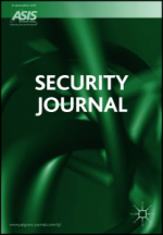 Security Journal Cover