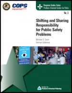 Sharing Responsibility for Public Safety Problems Report Cover