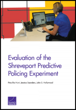 Shreveport Predictive Policing Report Cover