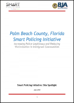 Palm Beach SPI Spotlight Cover