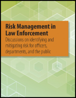 Risk Management Report Cover
