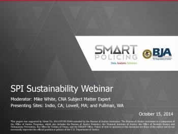 Sustainability Roundtable Webinar First Slide