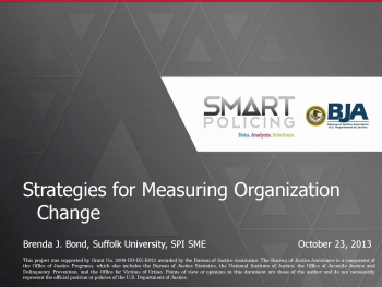 Measuring Change Webinar First Slide