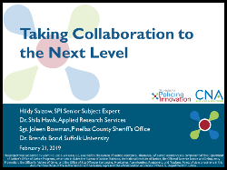 Taking Collaboration to the Next Level Webinar Cover Slide