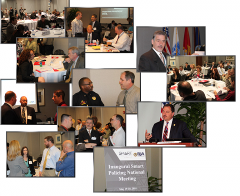 May 2010 Inaugural Meeting Collage