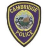 Cambridge Police Patch