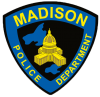 Madison Police Patch