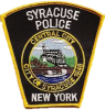Syracuse Police Patch