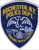 Rochester Police Patch
